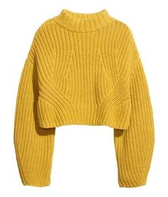 cropped sweater 50 ways to dress like a fashion editor via Sweater Outfits, Fall Outfits, Cute Outfits, Yellow Sweater Outfit, Cropped Sweater Outfit, Winter Wear, Autumn Winter Fashion, Crop Pullover, Beige Leggings