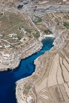 Mgarr ix-Xini (or L-Imġarr ix-Xini), is reputed to be one of the harbours used by the Knight's galleys, and lies in a gorge accessible from Xewkija and Sannat in Gozo, Malta. This secluded spot is ideal for swimming and very attractive to divers. One can dive to the purposely wrecked ferry Xlendi even from this bay. Drive to the parish church of Xewkija and follow the signs from there. It takes a while until you get to the bottom of the valley.