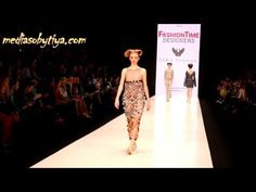 fashiontime designers DARIA DASHINA на Mercedes Benz Fashion Week Russia...