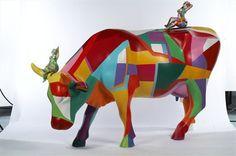 Cow Parade Paris