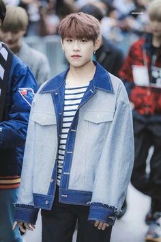 Wanna-One - Park Woojin Cry A River, Produce 101 Season 2, Lee Daehwi, Kim Jaehwan, Ha Sungwoon, Kpop, Seong, 3 In One, Korean Boy Bands
