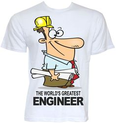 4646eb2bd MENS FUNNY COOL NOVELTY ENGINEER T-SHIRT NEW JOKE GIFT PRESENT RUDE JOB  SLOGAN