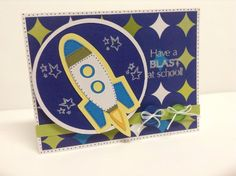 Have a blast card - Scrapbook.com