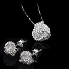 dd71cadd78 Jewelry Sets Hot Sale Boys New Wholesale Fashion Jewelry Set 925 Sterling  Necklaces & Earrings