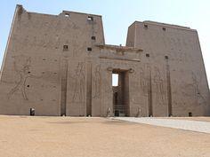 Ptolemaic Temple of Horus at Edfu