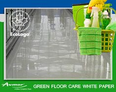 Expectations for sustainable cleaning products is commonplace now. Learn more about Avmor's comprehensive green floor care program http://www.avmor.com//files/news/enews1352839637.pdf