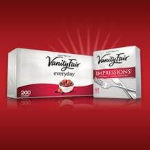 Vanity Fair Disposable Plate, 12 Count, 11 Inch Add a Timeless Touch to any Meal The maker of Vanity Fair offers a variety of disposable items that add a Disposable Plates, Dinner Napkins, Vanity Fair, Counting, Kitchen Dining, Shelter, Store, Disposable Tableware, Kitchen Dining Living