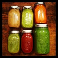 """Juice Recipes inspired by Joe Cross' """"Fat, Sick, and Nearly Dead"""""""