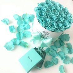 Love this tiffanyandco inspired rose collection by the.