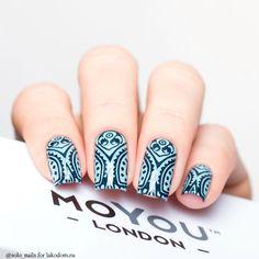 Пластина для стемпинга MoYou London Kaleidoscope 11 - купить с доставкой по Москве, CПб и всей России.