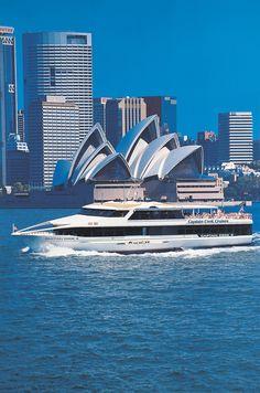 ✮ sydney harbour, australia travel австралия, путешествия y страна. Wonderful Places, Great Places, Places To See, Beautiful Places, Melbourne, Sydney Australia, Australia Travel, Mykonos, Santorini