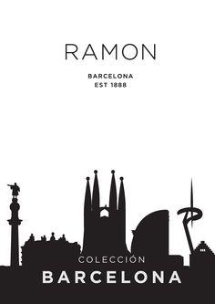 #Barcelona collection from Ramon Jewelers. barcelona skyline