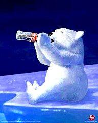 Coca-Cola Bear Ad Campaign Tribute