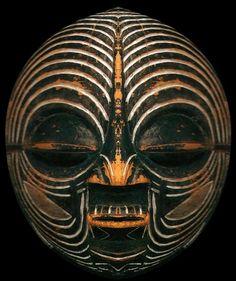 Kifwebe mask, Congo mysleepykisser-with-feelings-hid: Arte Popular, Tiki Maske, Terre Nature, Living Puppets, Afrique Art, African Sculptures, Art Premier, Art Sculpture, Masks Art