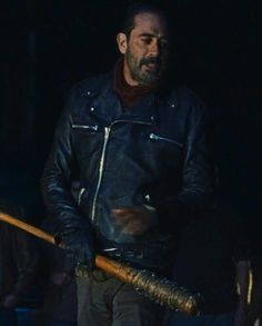 Jeffrey dean morgan as Negan / twd