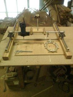 Shopnotes Mag Duplicator Pantograph Woodworking