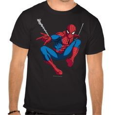 Spider-Man Leap - Color Tees