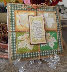 Randi's Song - Our God, We Give You Thanks - Our Daily Bread designs Gallery