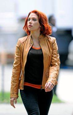 Avengers characters | Scarlett Johansson Archive: 'The Avengers' cast cover EW!