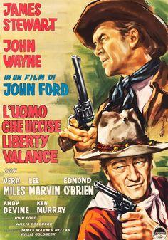 The Man Who Shot Liberty Valance by peterpulp.deviantart.com on @DeviantArt