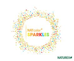 NAT color™ innovative confectionery with SPARKLES natural color