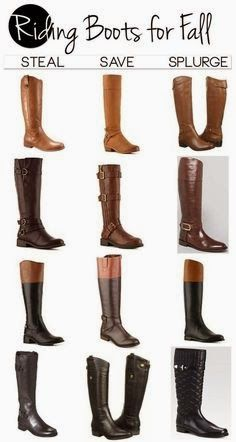 Riding boots for fall | Fashion World