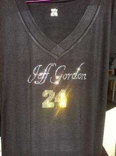 Jeff Gordan bling....