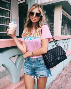 Cute Spring Outfits Color for Teenage Girl 30 Outfits, Cute Spring Outfits, Tumblr Outfits, Fashion Outfits, Tumblr Clothes, Ootd Fashion, Stylish Outfits, Fashion Trends, Tumblr Fashion