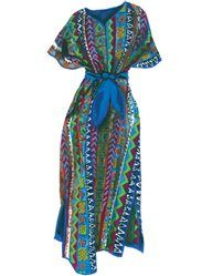 Aztec Caftan | J. Peterman Mobile