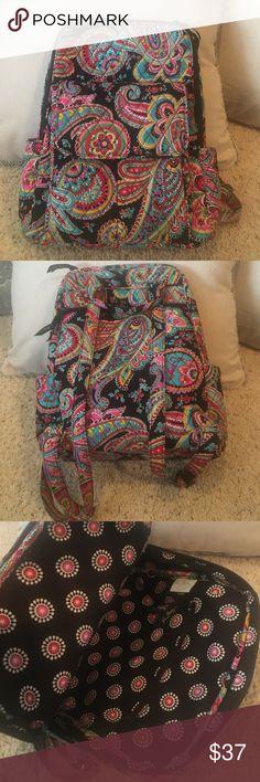 Vera Bradley Backpack!!! NWOT!  Never used!  Perfect with plenty of pockets!!! Vera Bradley Bags Backpacks