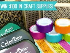 If I won, I'd buy some stamp blocks, cutting dies, embossing folders, Batik fabrics, and, and....