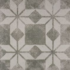 Decorative Porcelain Tile Custom Beton Epoque Michelle Porcelain Tiles In Mud Clay And White Grey Design Ideas