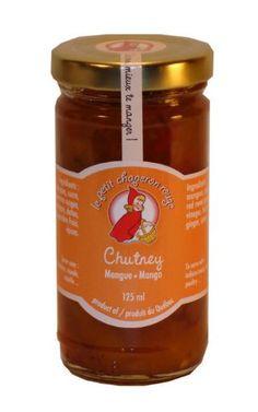 Chutney à la mangue Petit Chaperon Rouge