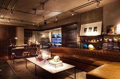 O estilo industrial dá o tom neste apartamento de 147 m² em São Paulo  - Casa Vogue | Apartamentos