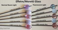 Those Pesky Purples - CiM - Lampwork Etc. Fire Glass, My Glass, Glass Art, Bead Making Tutorials, Beading Tutorials, Glass Marbles, Glass Beads, Making Glass, Handmade Beads