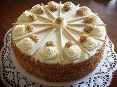 Kuchen & Torten Rezepte: Giotto Torte