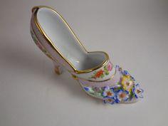 Limoges Porcelain Shoe