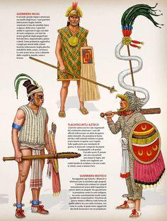 Indians of Mesoamerica and South America. Giorgio Albertini