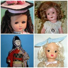 See all the outstanding, VINTAGE DOLLS  found @Doll Shops United http://www.dollshopsunited.com/directory/Vintage-Dolls/items #dollshopsunited