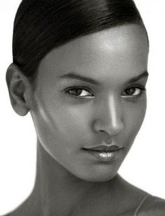 Liya Kedebe  She was the first black model for Estee Lauder.