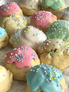 Italian Anise Cookies for Easter and Beyond - Proud Italian Cook