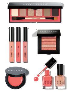Maquiagem Bobbi Brown Nectar & Nude Collection!
