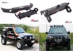 JIMNY Front Bumper sport style-in Bumpers from Automobiles & Motorcycles on Aliexpress.com | Alibaba Group