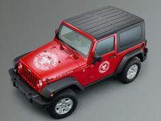 Zombie Outbreak Response Team Vehicle Graphic Set