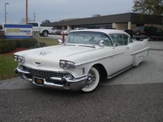 1958 CADILLAC COUPE DEVILLE 82,000 MILES