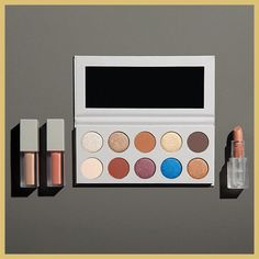 KKW x Mario Eyeshadow Palette, KKW Beauty, Kim Kardashian, Appearances