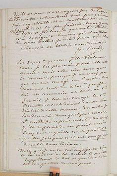 George SAND (1804-1876) .136 lettres autographes signées «George Sand» ou «G. Sand», Paris ou Nohant 1844-1858, à son homme d'affaires Gabriel Falampin; environ 210 pages la plupart in-8, montées sur onglets… - Ader - 19/11/2014