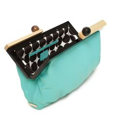 The perfect lil clutch with jeans!  I cant wait for this one to come!