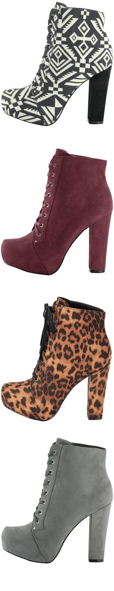 You can never have too many boots - very prshots - click to read at http://boomerinas.com/2012/12/fashion-boots-for-women-over-40-50-60-you-can-never-have-too-many-boots/