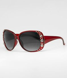 BKE Chunky Glitz Sunglasses #buckle #fashion www.buckle.com